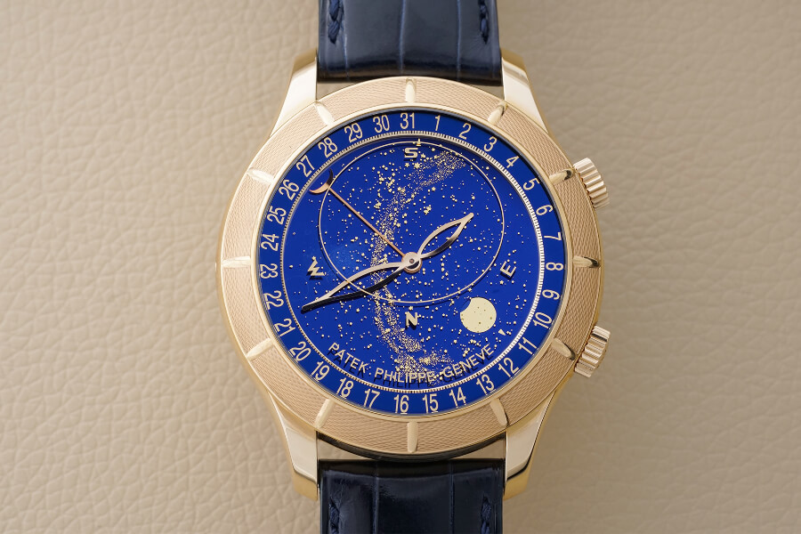 Patek Philippe Reference 5106J made for Only Watch