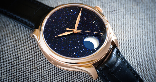 H. Moser & Cie. Endeavour Perpetual Moon Concept Aventurine (Price and Specifications)