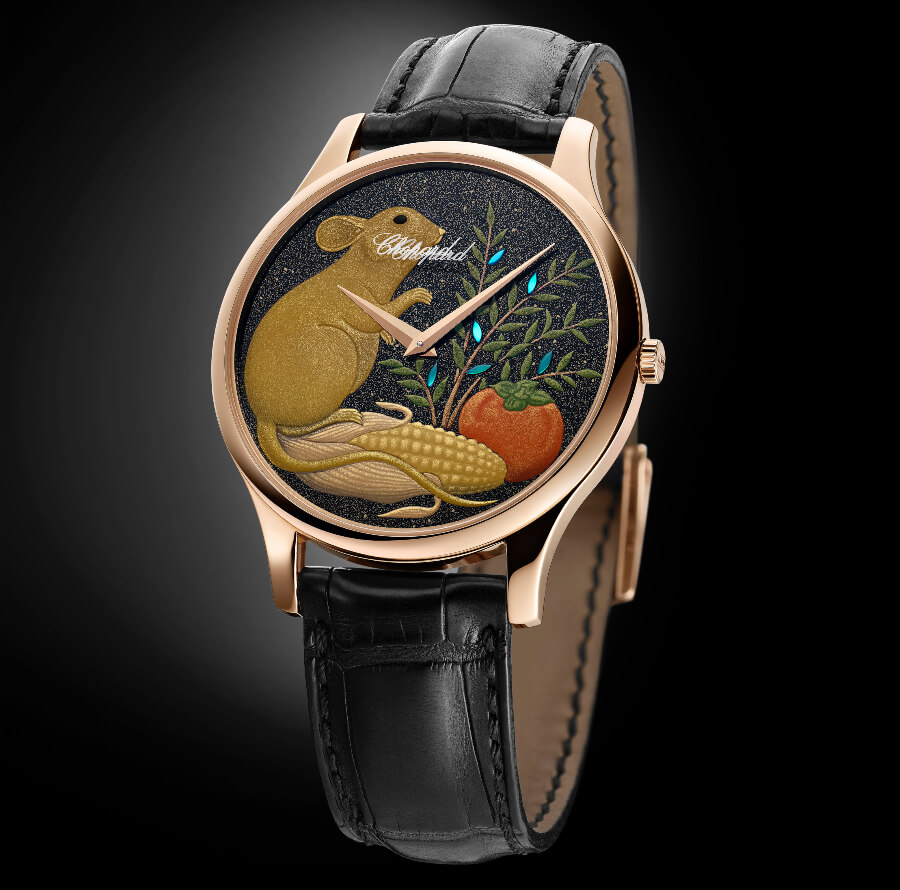 The New Chopard L.U.C XP Urushi Year of the Rat
