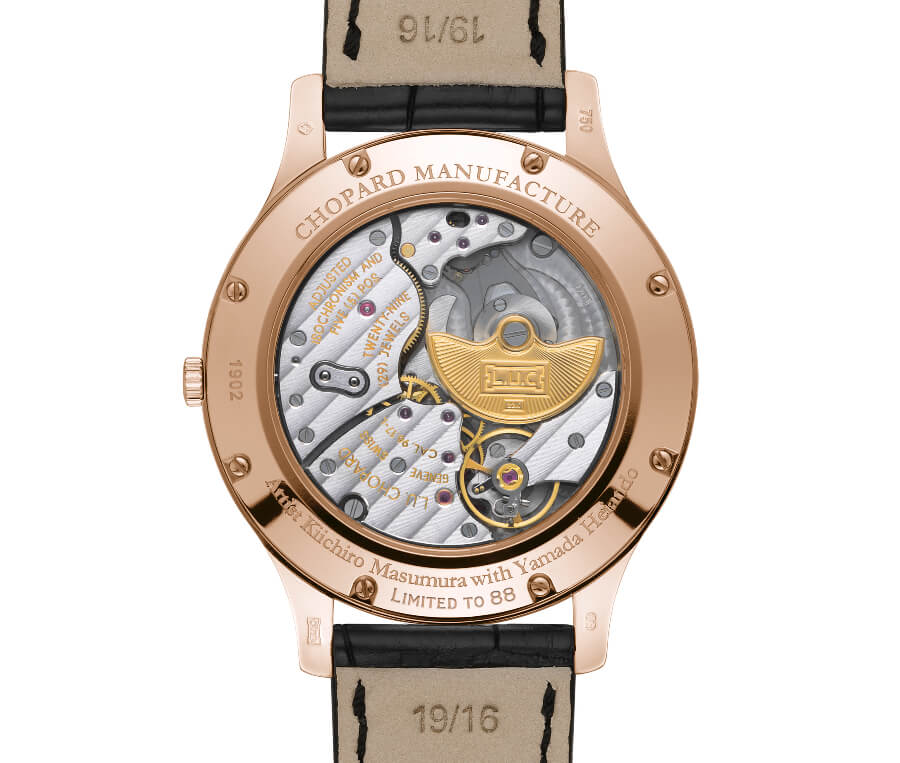 Chopard L.U.C XP Urushi Year of the Rat Movement