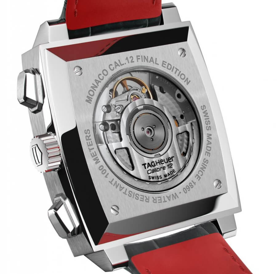TAG Heuer Monaco Calibre 12 Movement
