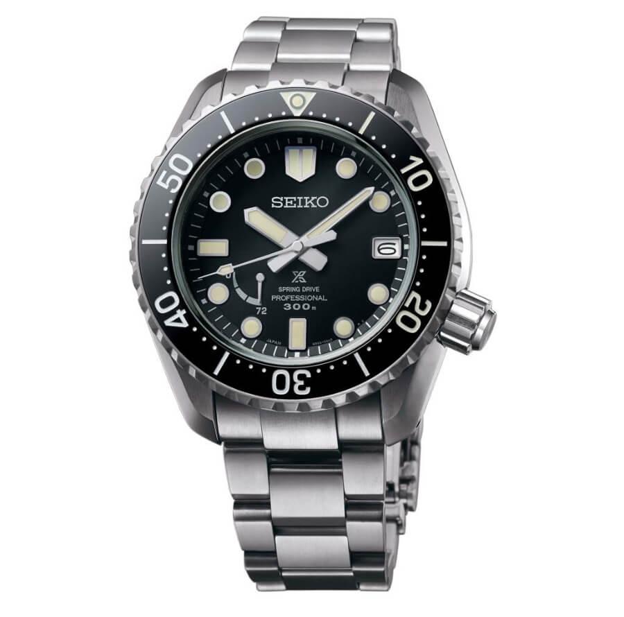 Seiko Prospex LX line diver's