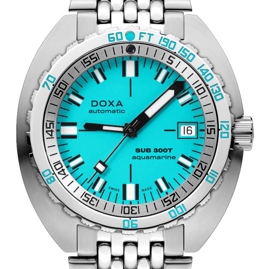 Doxa SUB 300T Conquistador Watch Review