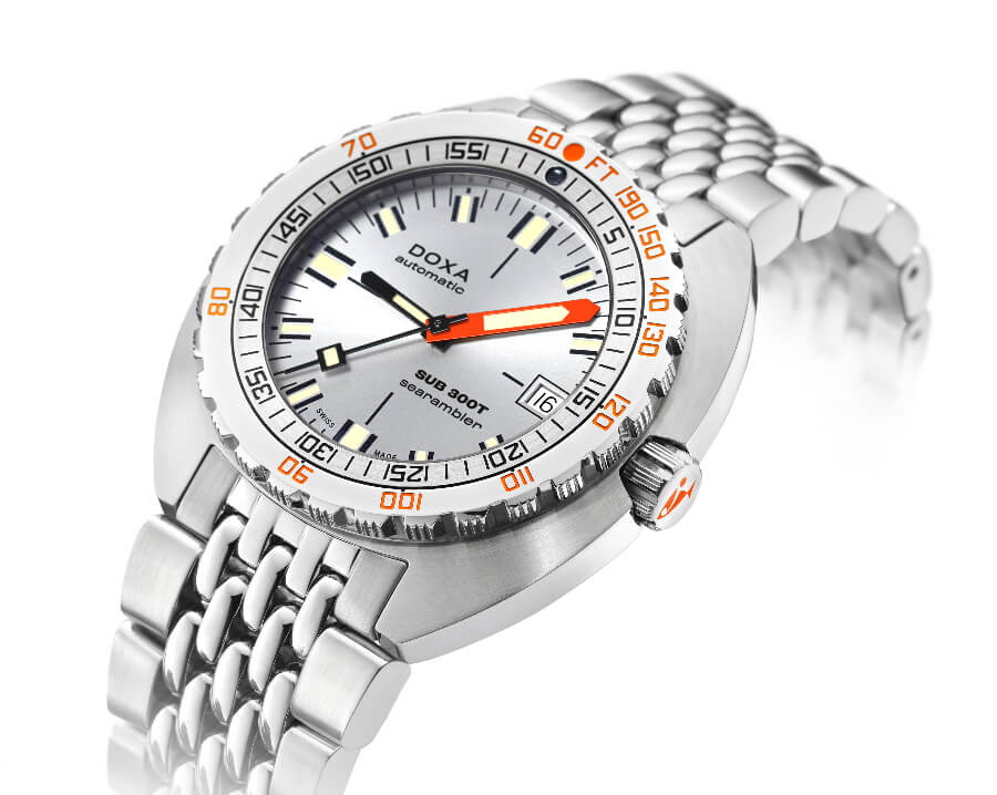 Iconic Diver Watches