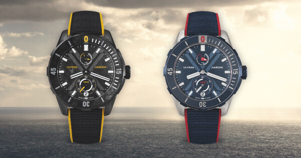Ulysse Nardin Diver X Cape Horn and Ulysse Nardin Diver X Nemo Point (Price, Pictures and Specs)