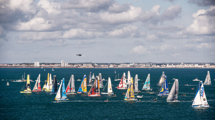 Vendee Globe Racing 2020