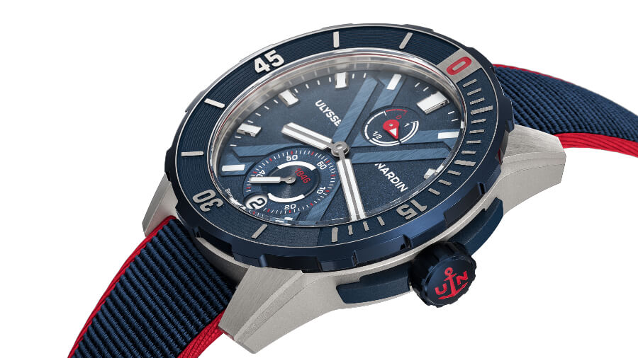 Ulysse Nardin Diver X Nemo Point, 44MM