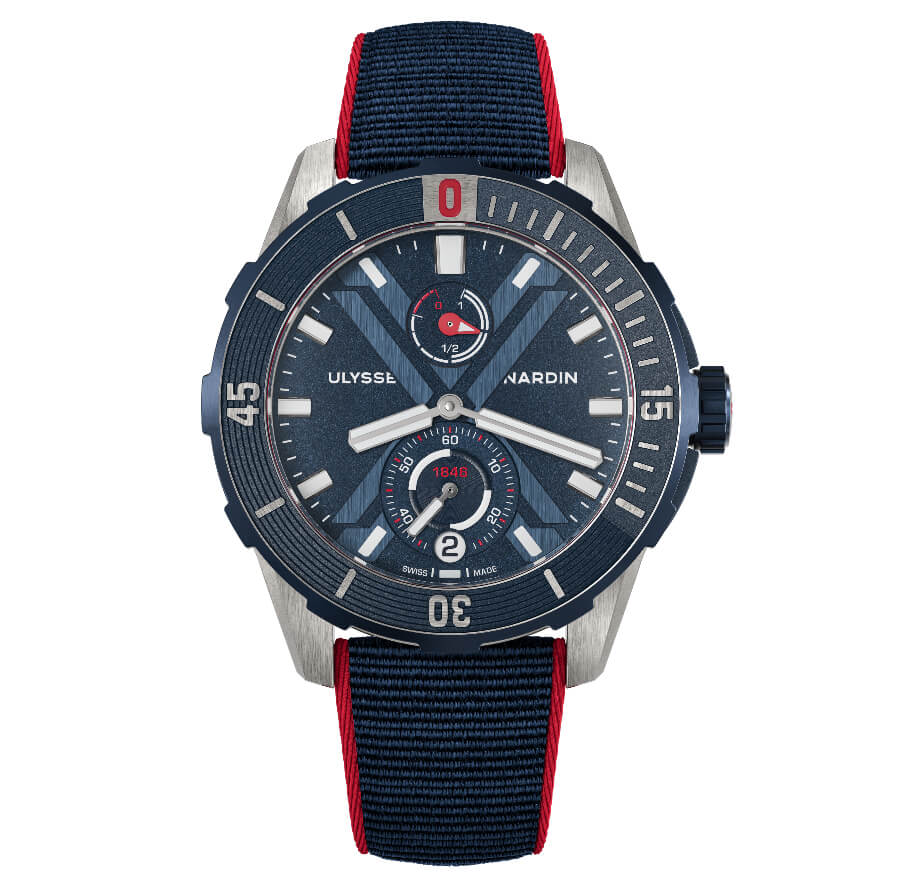 The New Ulysse Nardin Diver X Nemo Point, 44MM