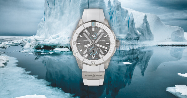 Ulysse Nardin Diver X Antarctica (Price, Pictures and Specifications)