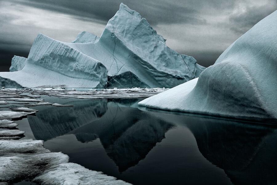 Sebastian Copeland Photo Antarctica
