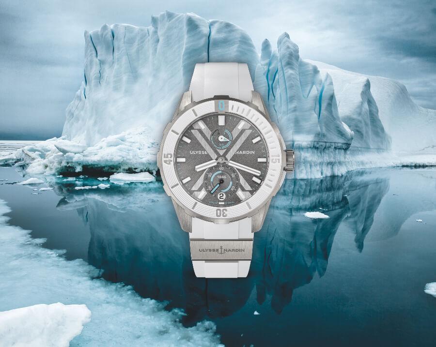 The New 2020 Ulysse Nardin Diver X Antarctica