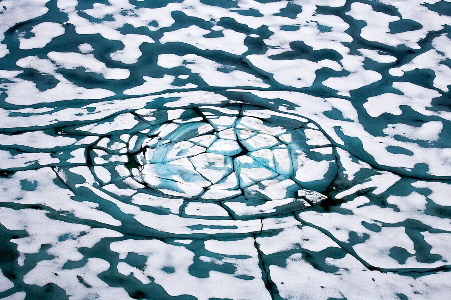 Ice Melting Antarctica