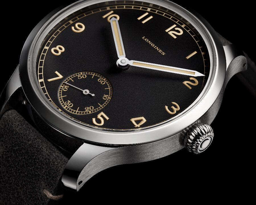 The New Longines Heritage Military 1938