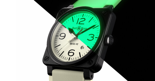 Bell & Ross BR03-92 Full Lum (Price, Pictures and Specifications)