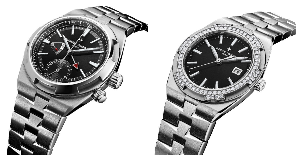 The New Vacheron Constantin Overseas Dual Time And Overseas Lady Quartz