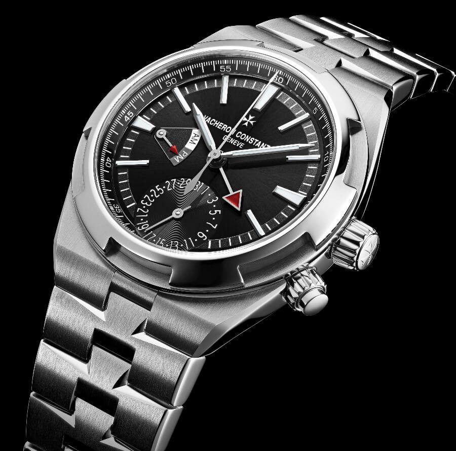 Vacheron Constantin Overseas Dual Time Watch Review