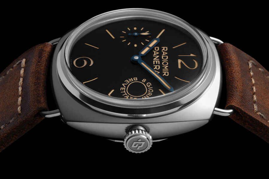 The New Panerai Radiomir 8 Days 45 mm (PAM00992)