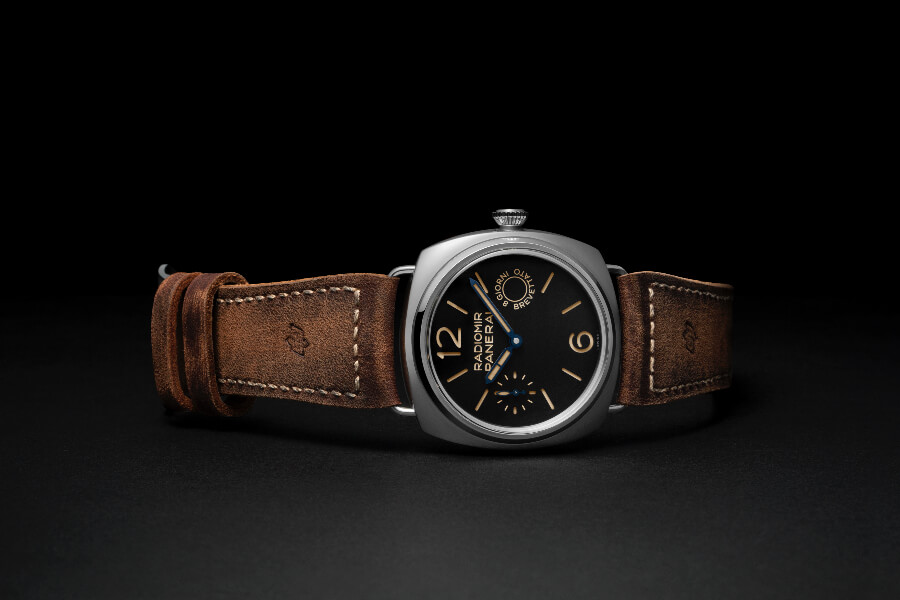 Panerai Radiomir 8 Days 45 mm (PAM00992) Watch Review
