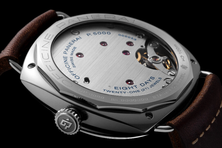 Panerai Radiomir 8 Days 45 mm (PAM00992) Movement