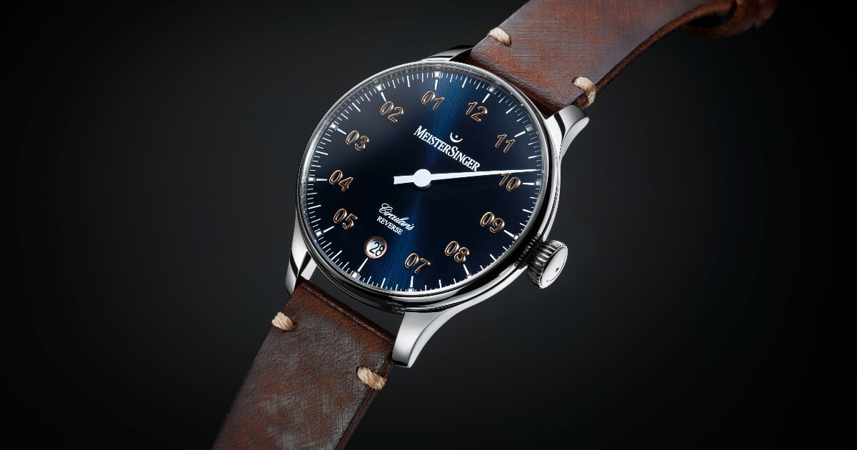 MeisterSinger Circularis Reverse (Price and Specifications)