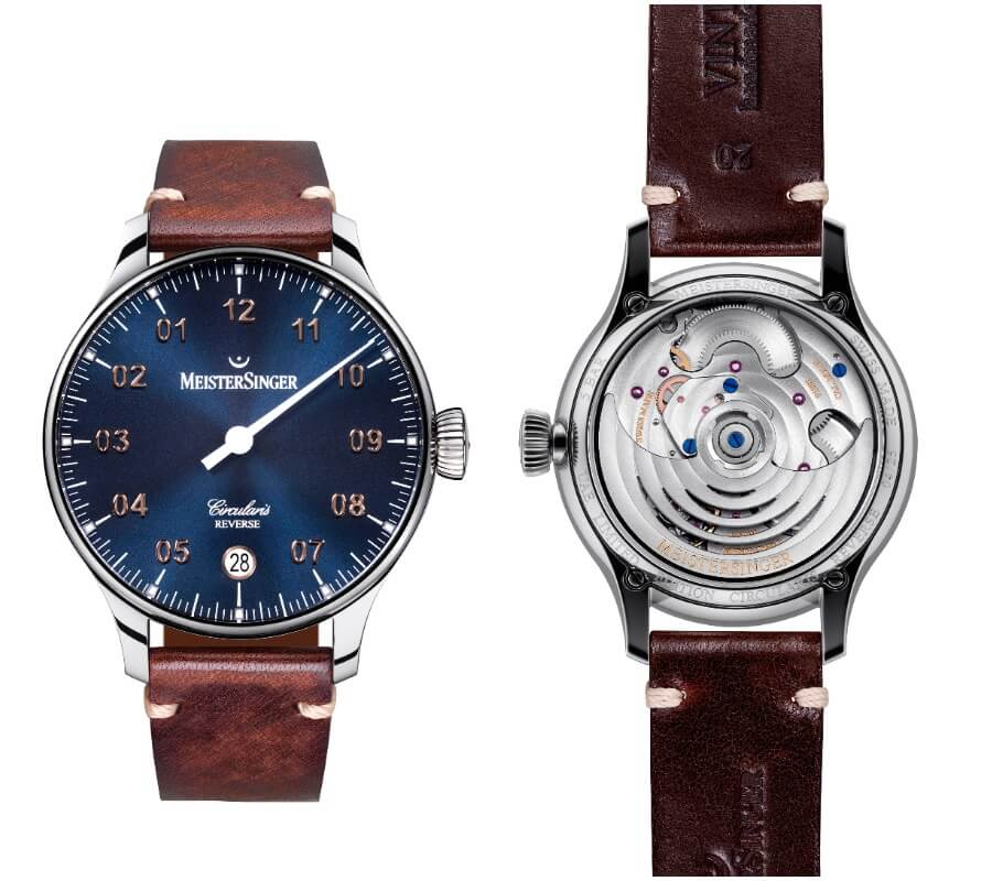 The New MeisterSinger Circularis Reverse
