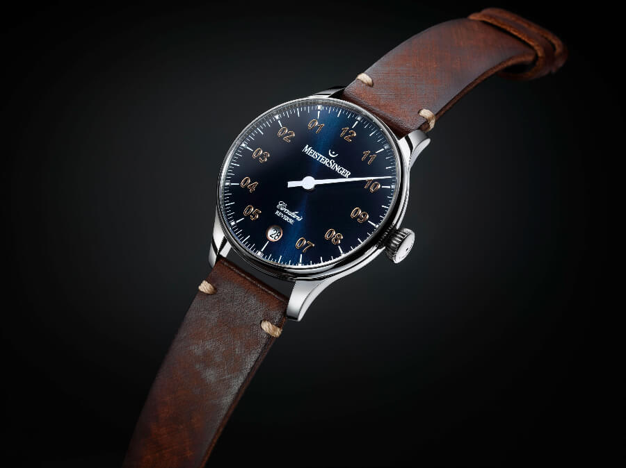 MeisterSinger Circularis Reverse Watch Review
