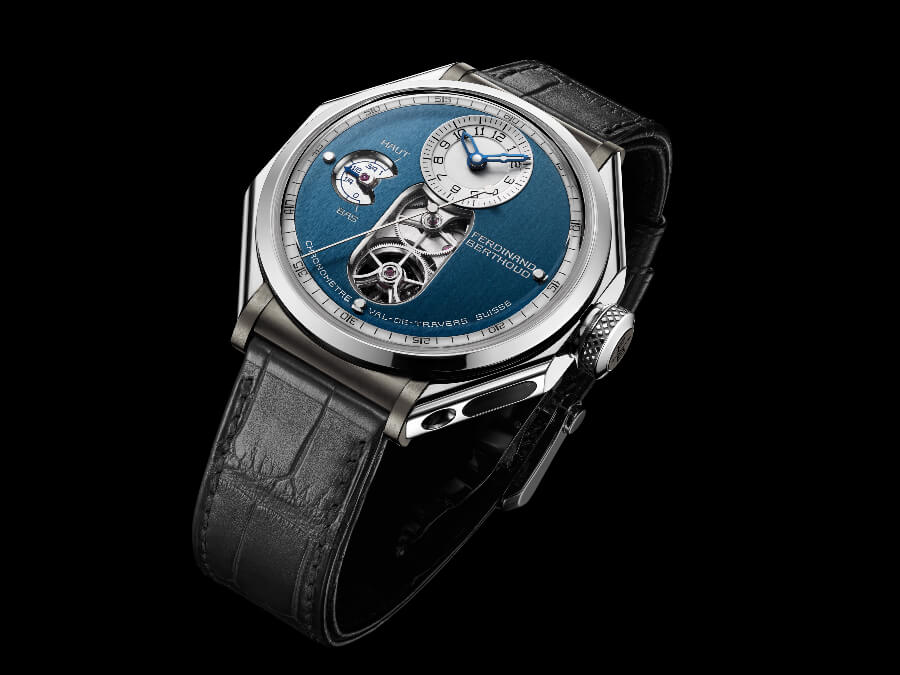 "Ferdinand Berthoud FB 1.3-1 ""Sapphire Blue"" Chronometre"
