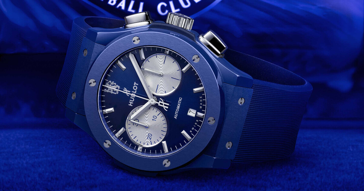 Hublot Classic Fusion Chronograph Chelsea FC (Price and Specifications)