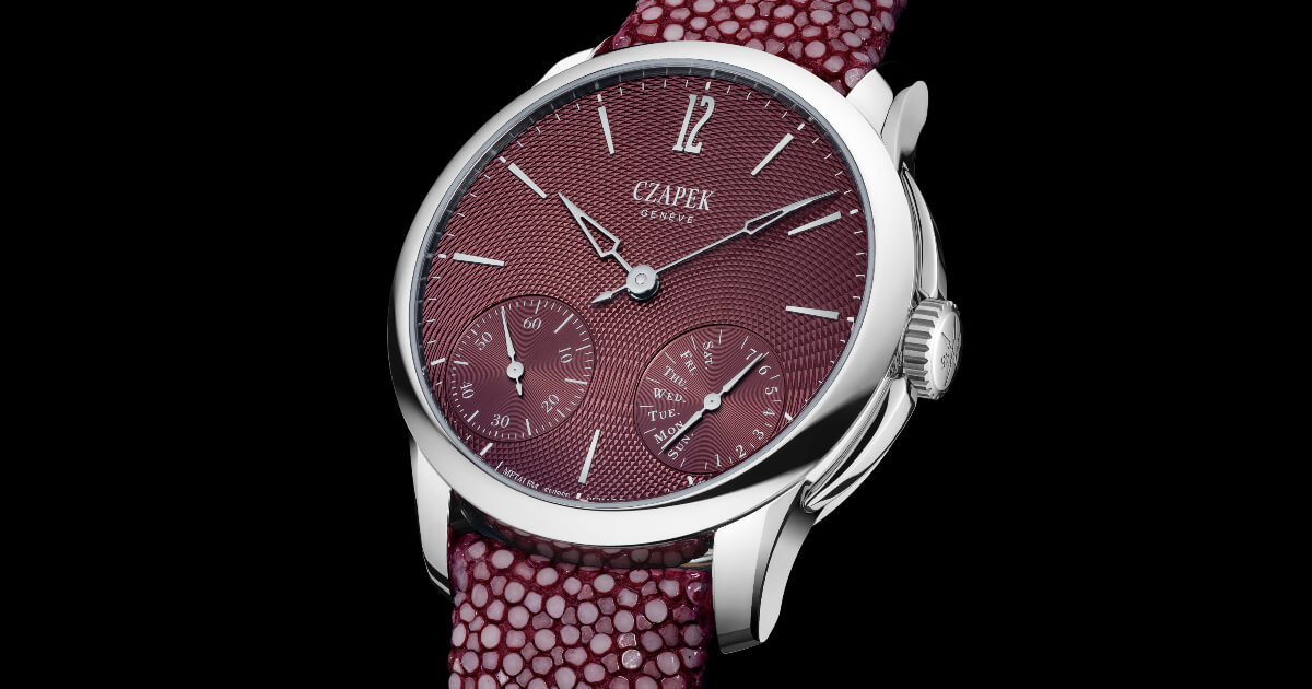 Czapek Quai des Bergues Rosewood S and Rosewood Diamonds (Price and Specifications)