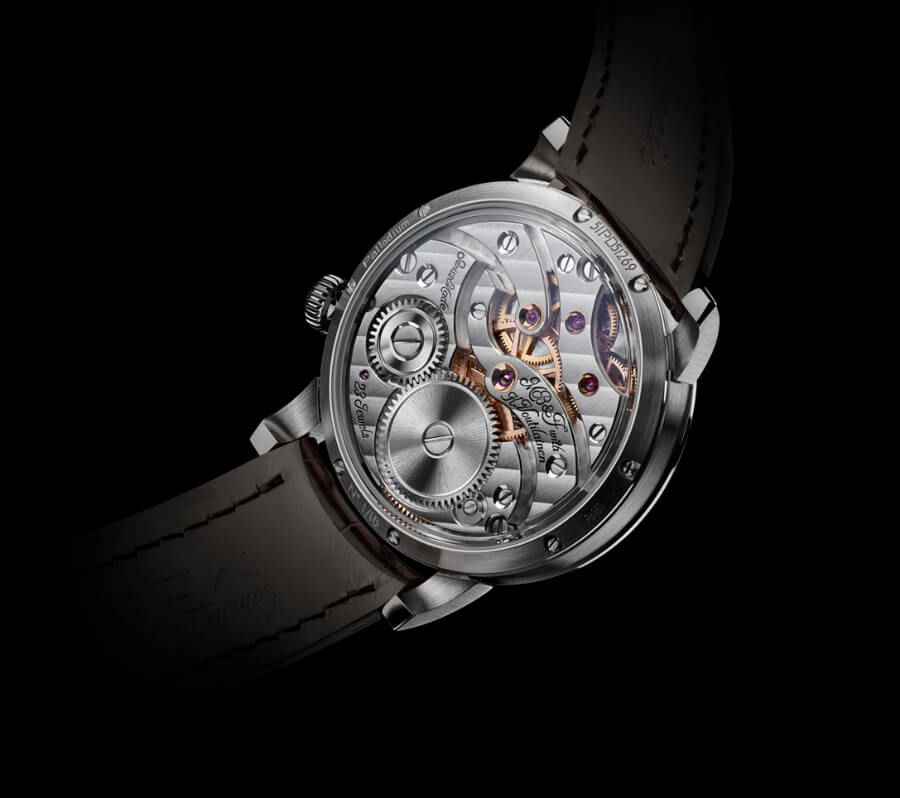 MB&F Legacy Machine 101 Palladium Movement