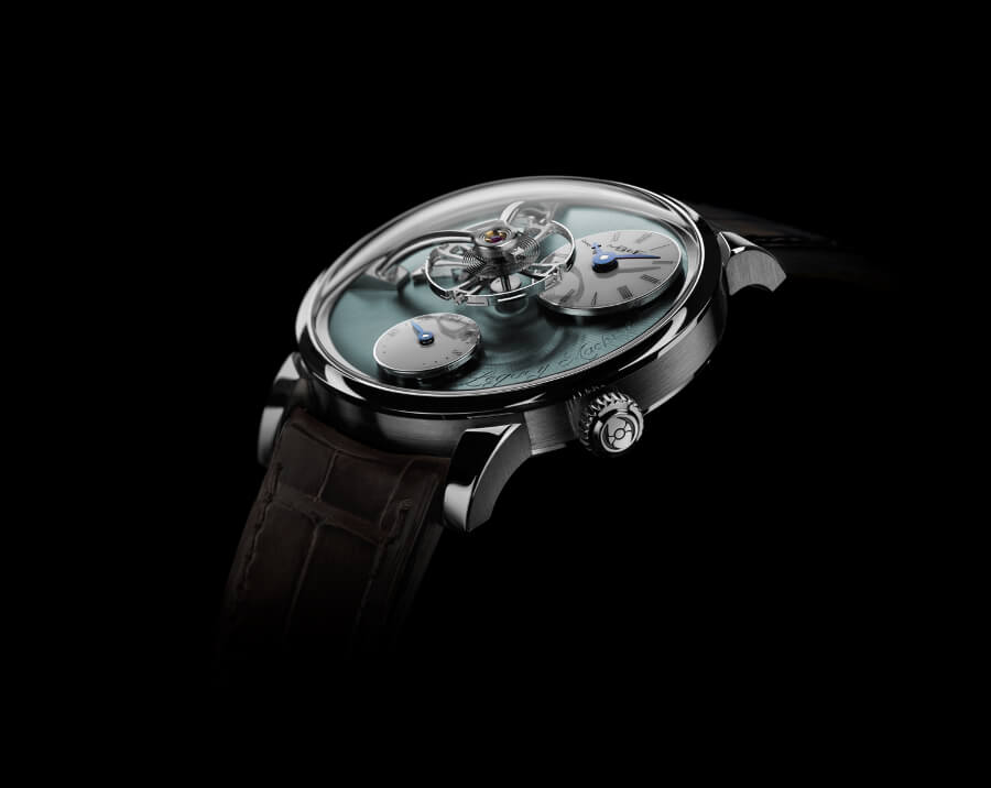 MB&F Men Watch Kari Voutilainen Movement