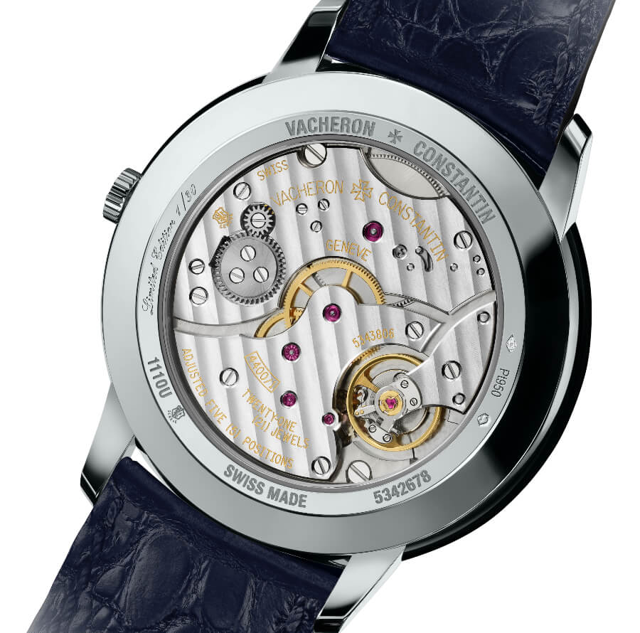 Vacheron Constantin Patrimony Middle East Edition Movement