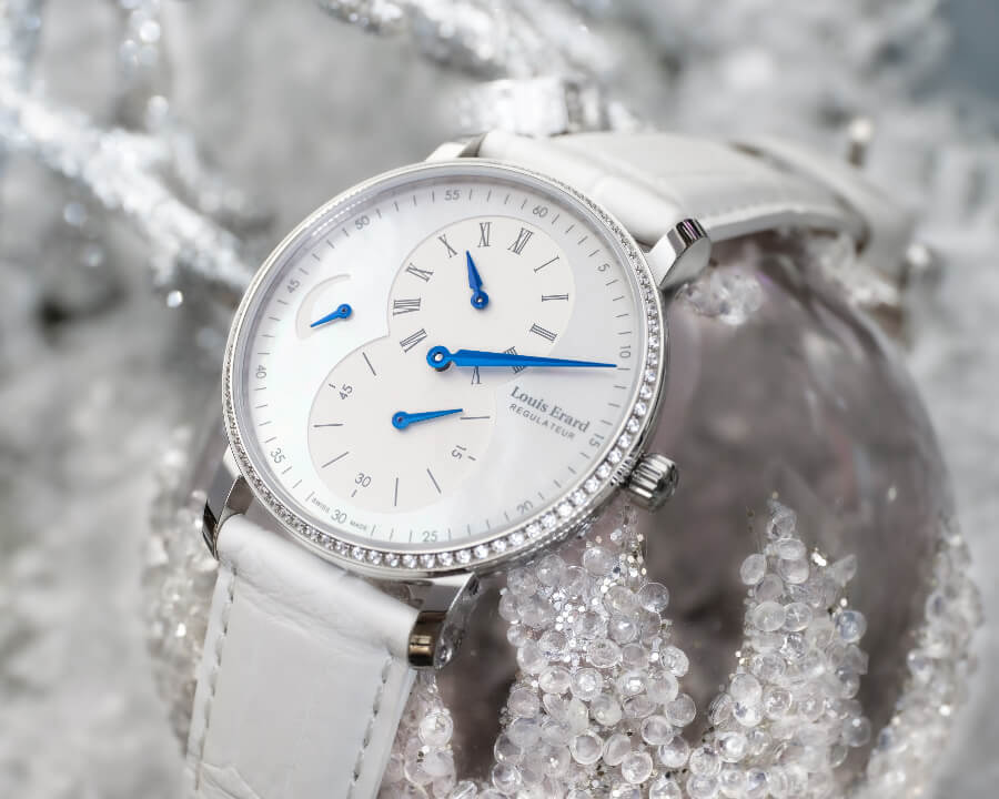 Louis Erard Limited Edition Excellence Regulateur Watch