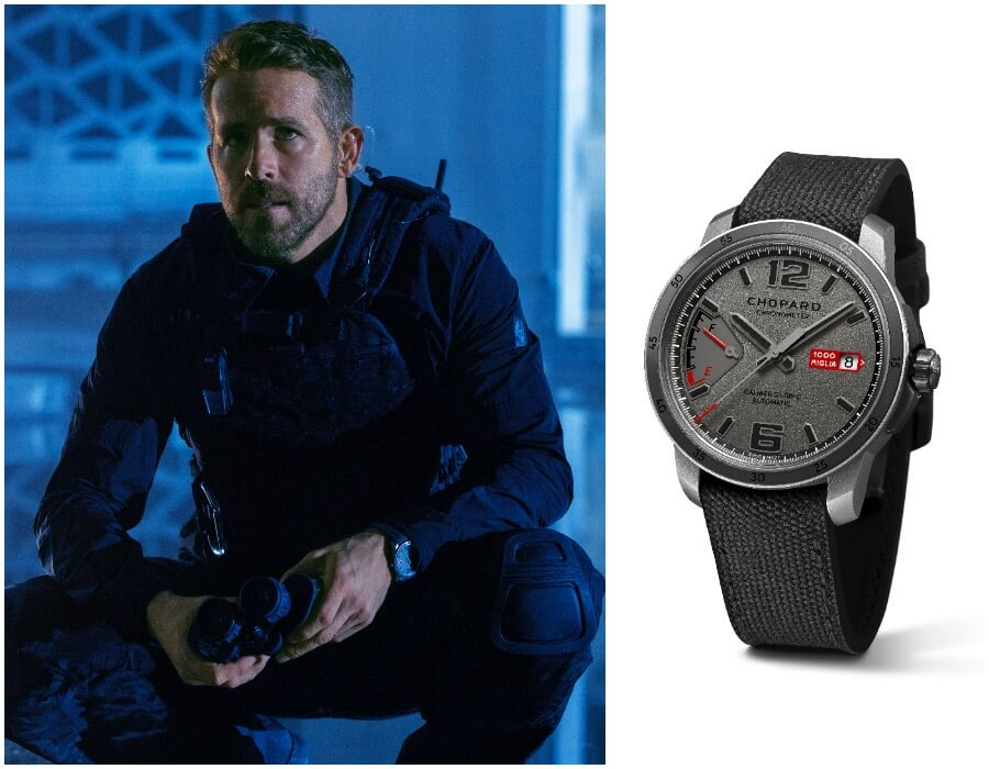 The Watch Of Ryan Reynold Chopard