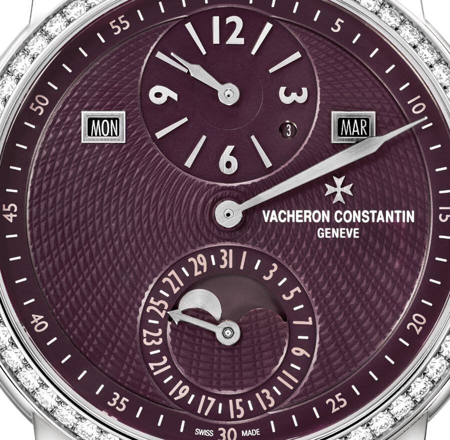 Vacheron Constantin Les Cabinotiers Regulator Perpetual Calendar Jewellery dial