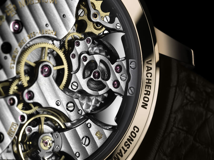 "Vacheron Constantin ""La Musique du Temps"" Les Cabinotiers Minute Repeater Ultra-Thin – A Romantic Note Movement"