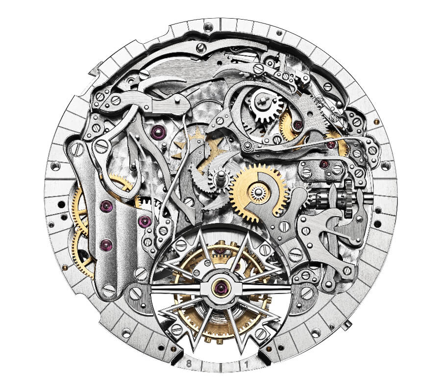 Vacheron Constantin Minute repeater tourbillon Movement