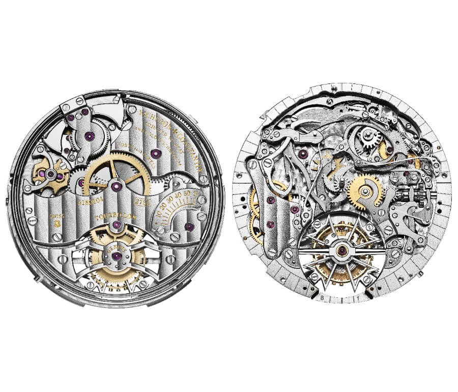 Vacheron Constantin Small Minute Repeater