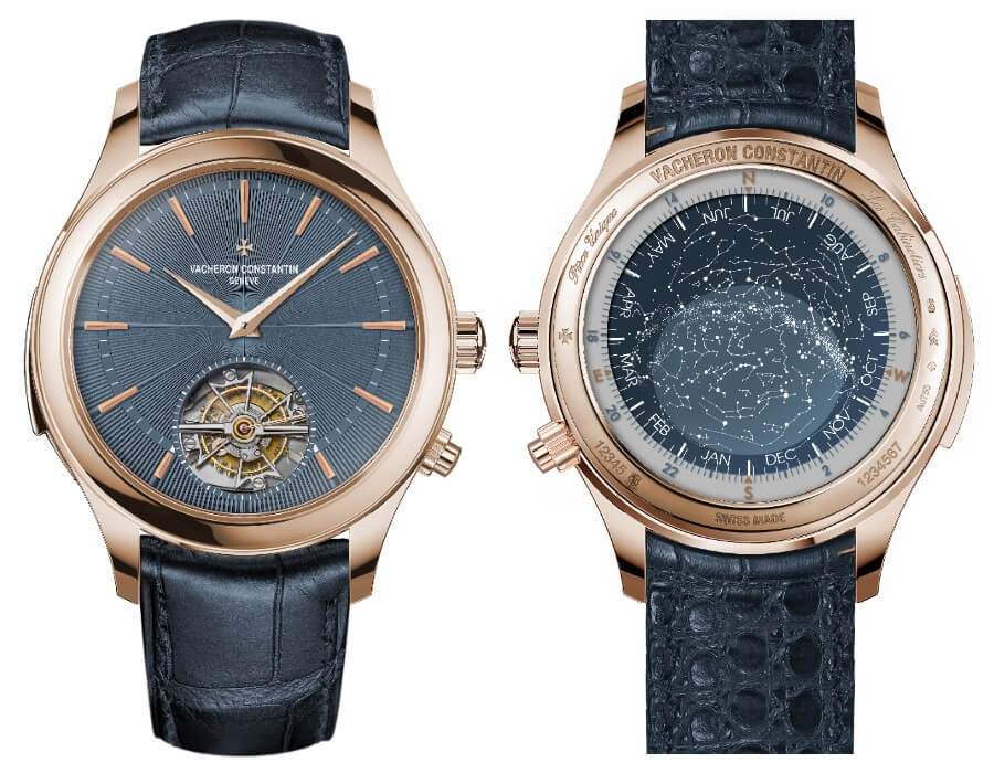 "Vacheron Constantin ""La Musique du Temps"" Les Cabinotiers Minute repeater tourbillon sky chart - A celestial note watch Review"