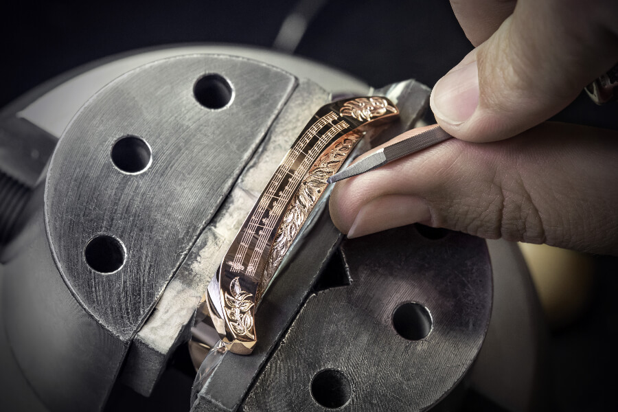 Inside Vacheron Constantin Factory