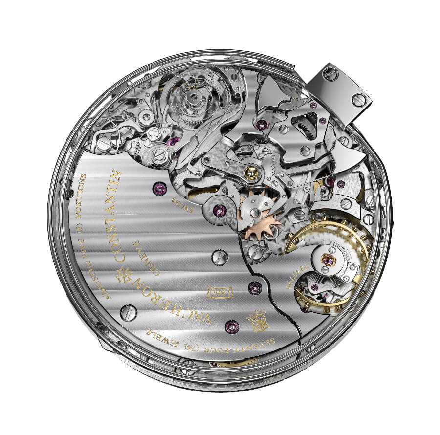 Minute repetition Movement Vacheron Constantin Caliber 1860