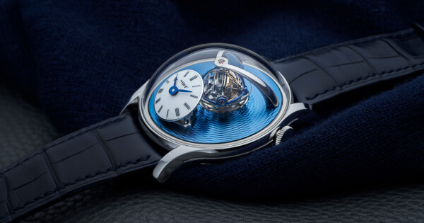 MB&F Legacy Machine Thunderdome (Price, Pictures and Specifications)