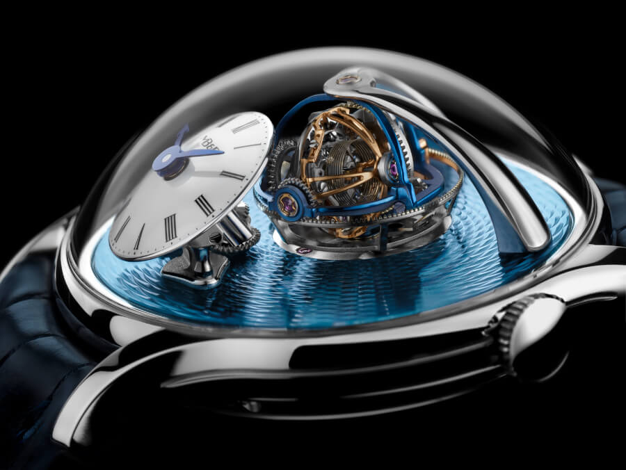 MB&F Legacy Machine Thunderdome Review