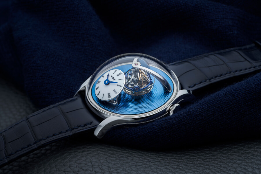 MB&F Legacy Machine Thunderdome Watch Review