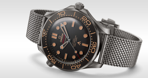 The New Omega Seamaster Diver 300M 007 Edition (Price, Pictures and Specifications)