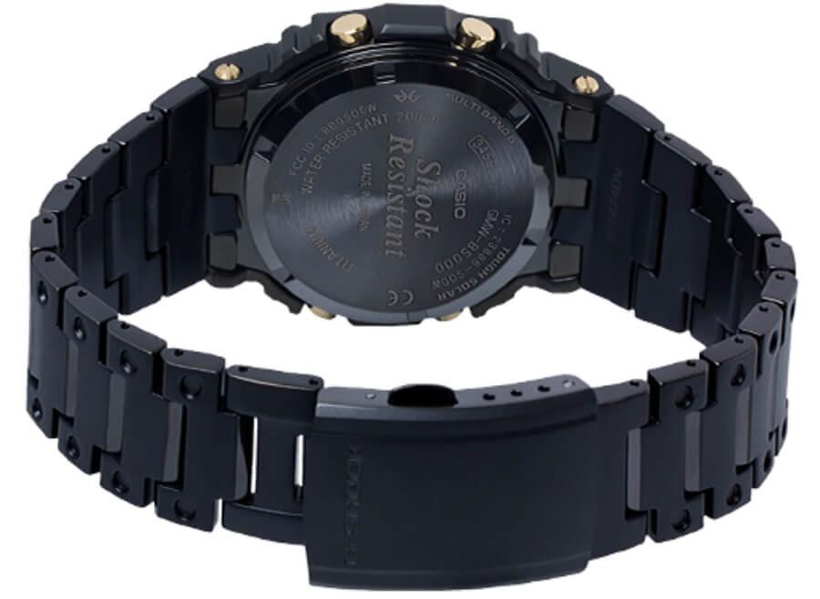 Casio G-Shock Full Titanium GMWB5000TB Watch Review