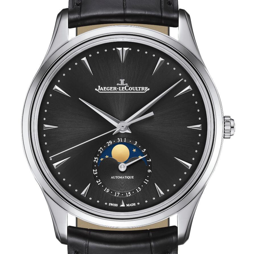 Jaeger-LeCoultre Master Ultra Thin Moon Dress Watch