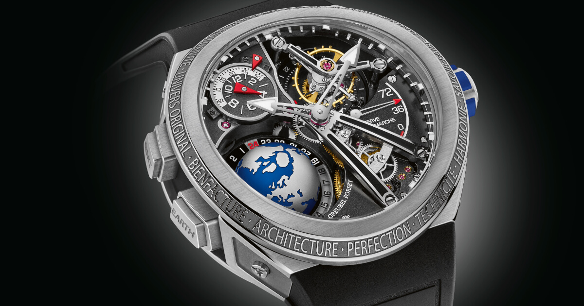 Greubel Forsey GMT Sport (Price, Pictures and Specifications)