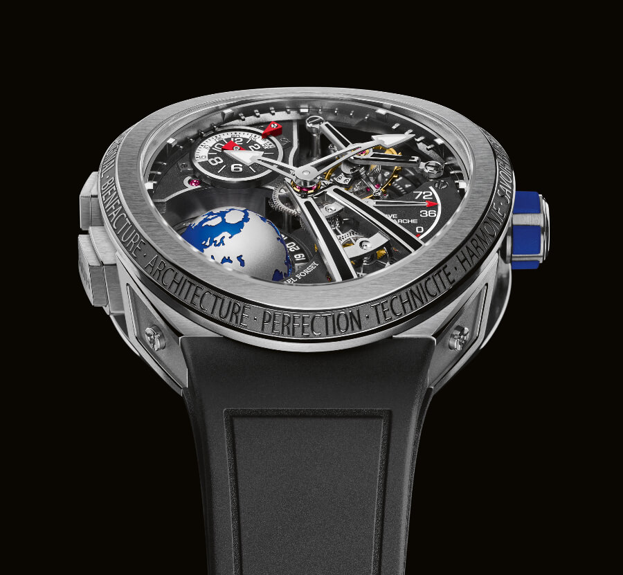 The New Greubel Forsey GMT Sport