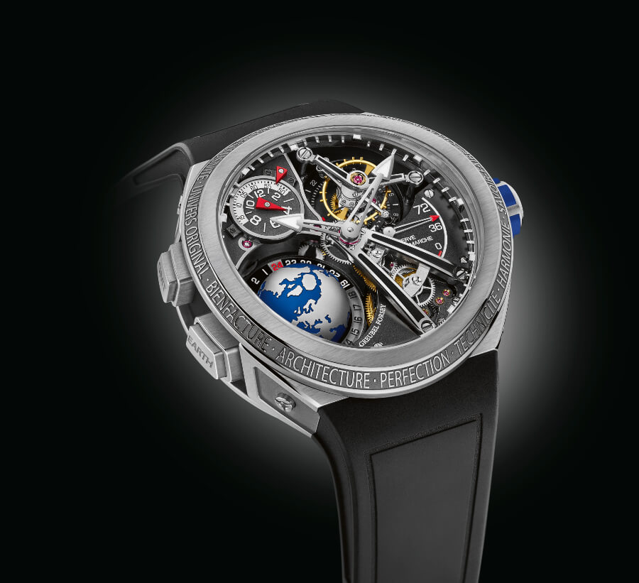 Greubel Forsey GMT Sport Watch Review